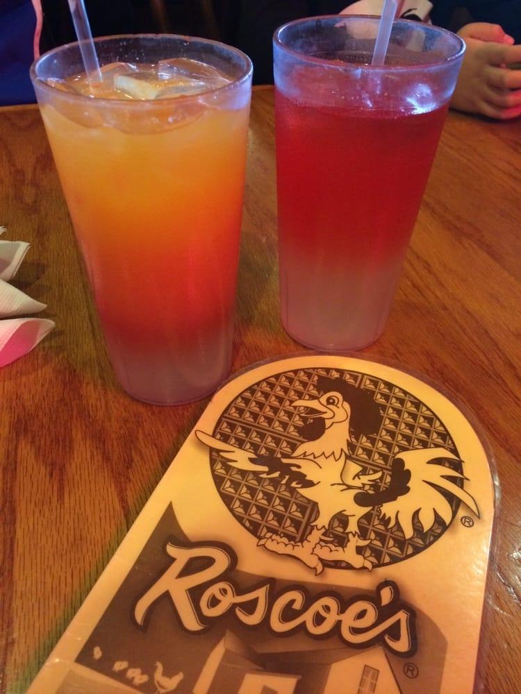 ロサンゼルス:Roscoe's...