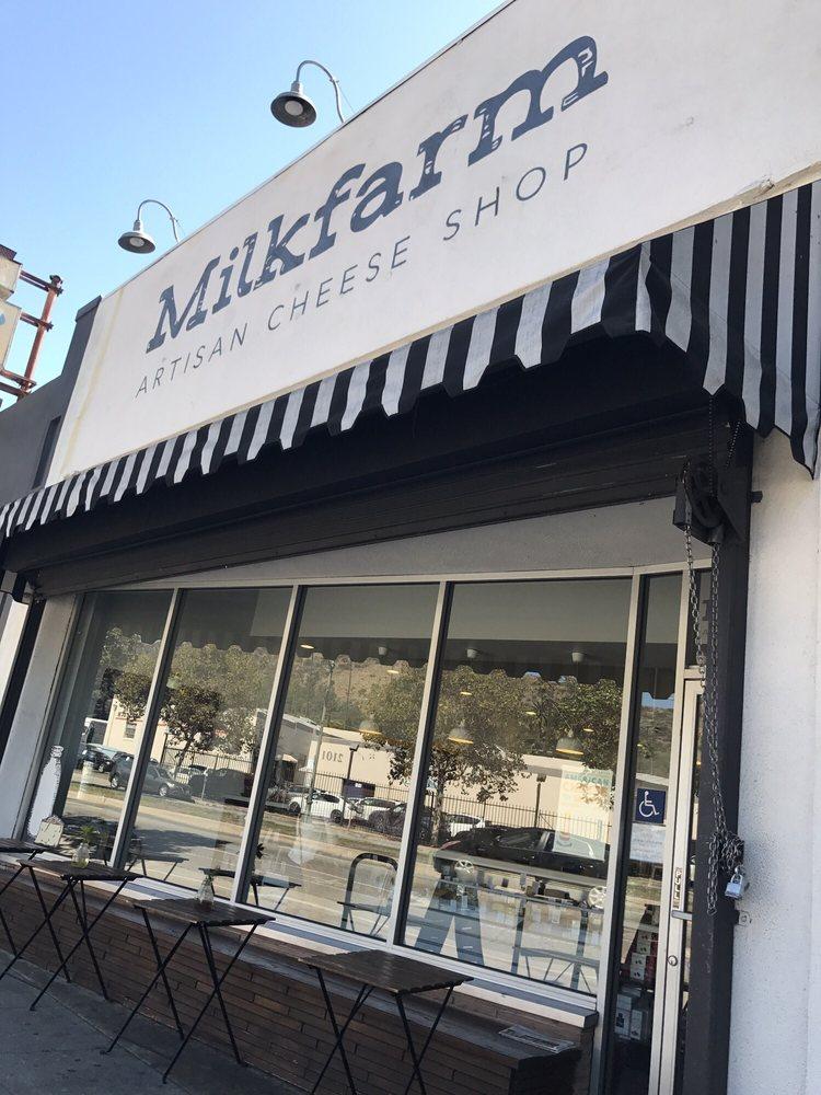 ロサンゼルス:Milkfarm...
