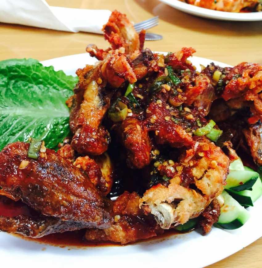 ロサンゼルス:Chicken ...