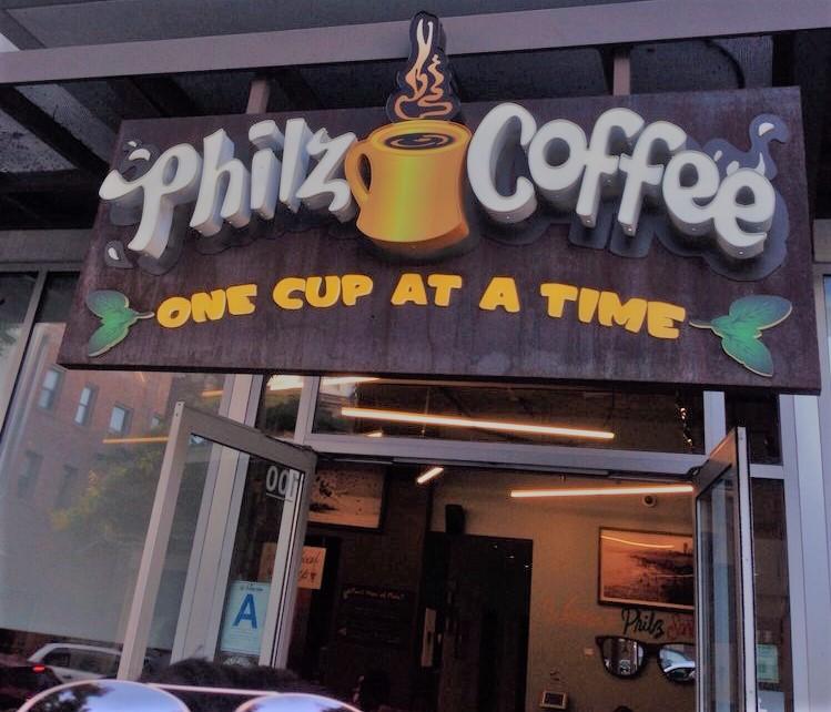 ロサンゼルス:Philz Co...