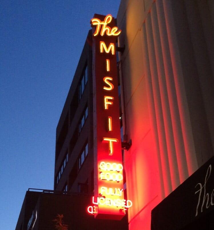 ロサンゼルス:The Misf...