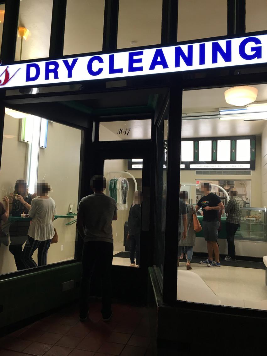 サンディエゴ:An's Dry...
