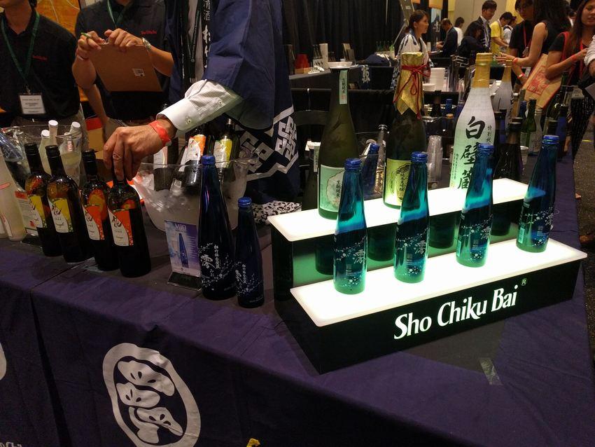 米国でも大人気の日本酒スパーク...