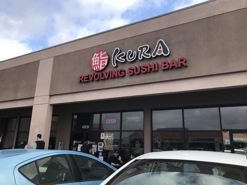 サンディエゴ:くら寿司