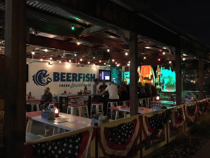 サンディエゴ:Beerfish...