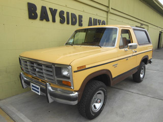82 FORD BRONCO