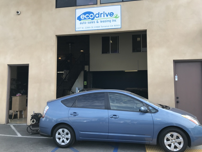 ロサンゼルス:エコ車販売 Ec...