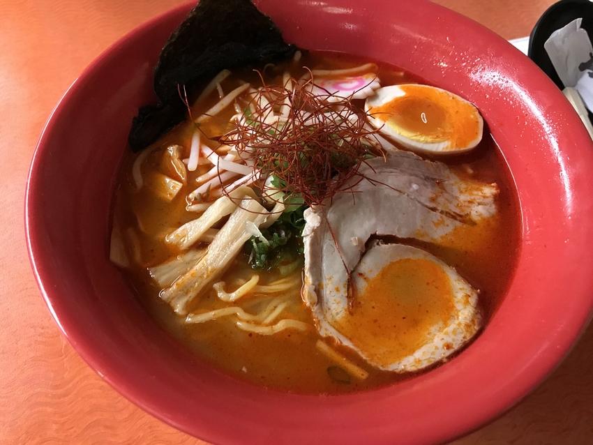 Spicy Ramenから韓国...