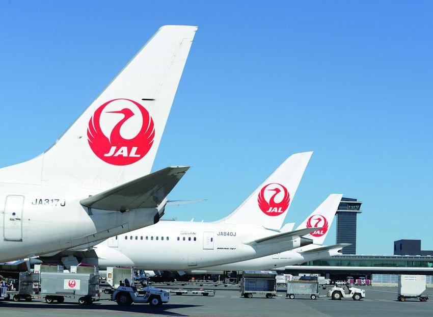 プレスリリース:JALが定時到...