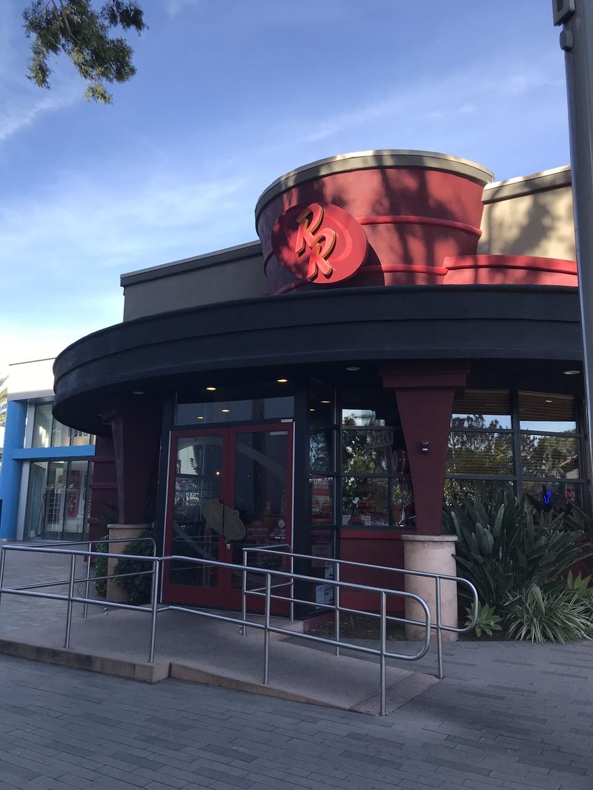 サンディエゴ:Red Robi...