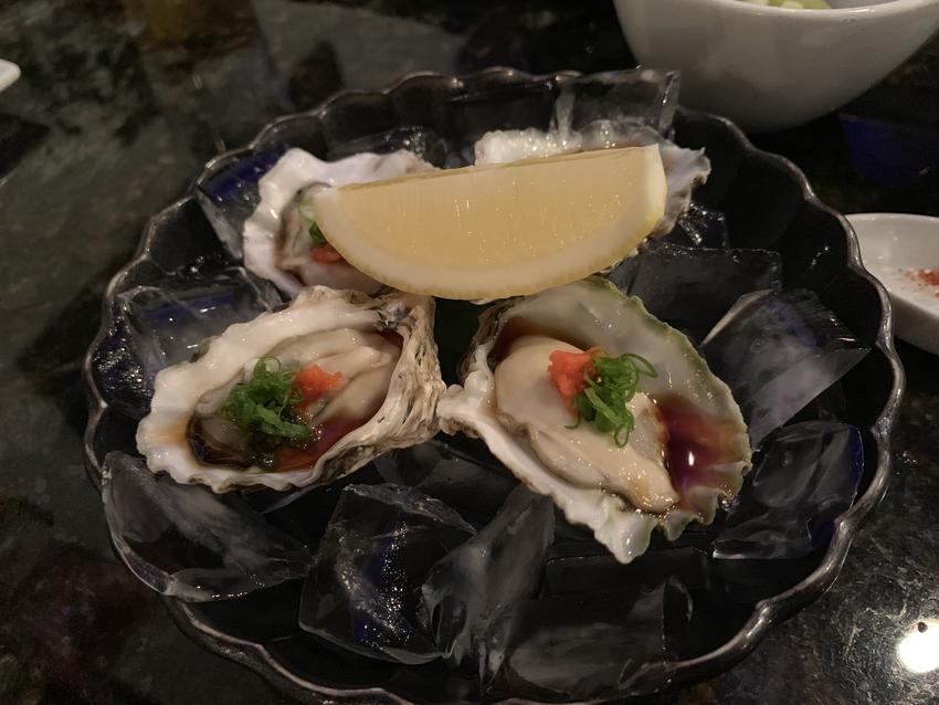 Kumamoto Oyster...