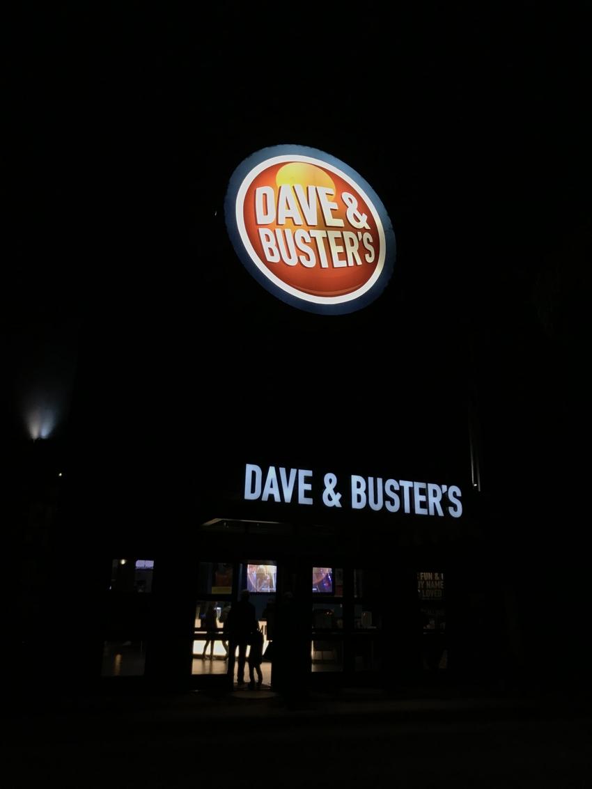 サンディエゴ:Dave & B...