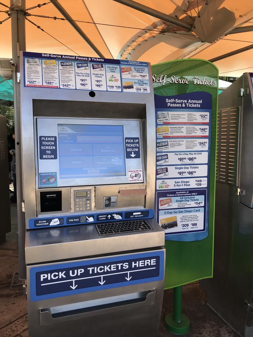 入場券購入も機械でできるように