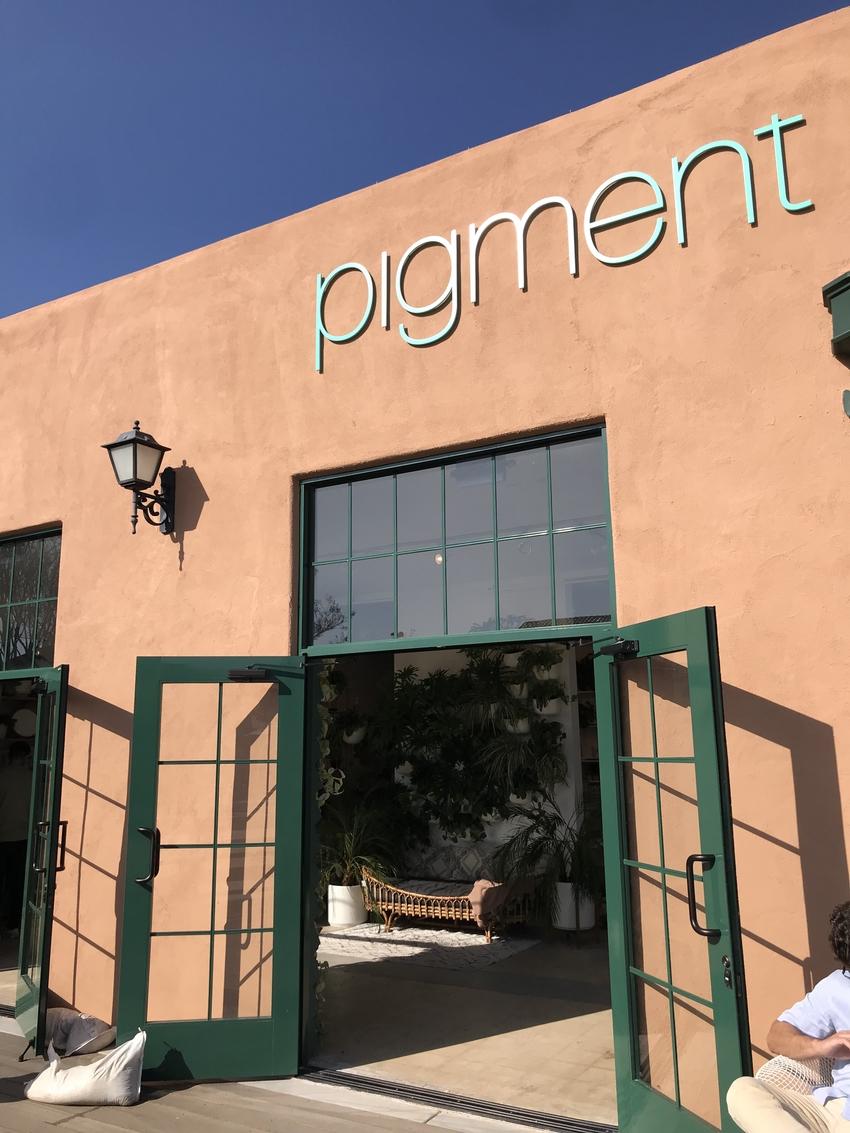 サンディエゴ:Pigment ...