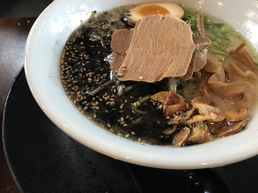 Black Edition Ramen : Jukusei...