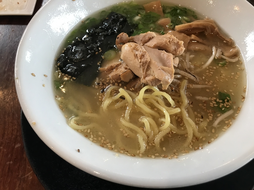OG Signature Chicken Ramen