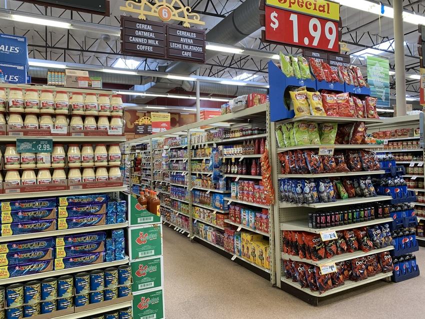 アメリカのスーパーに売っている...