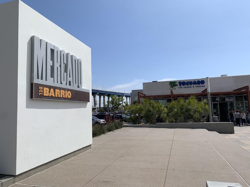 Mercadoはメキシカンで「...