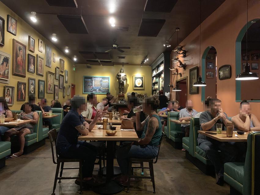 サンディエゴ:Ponce's ...