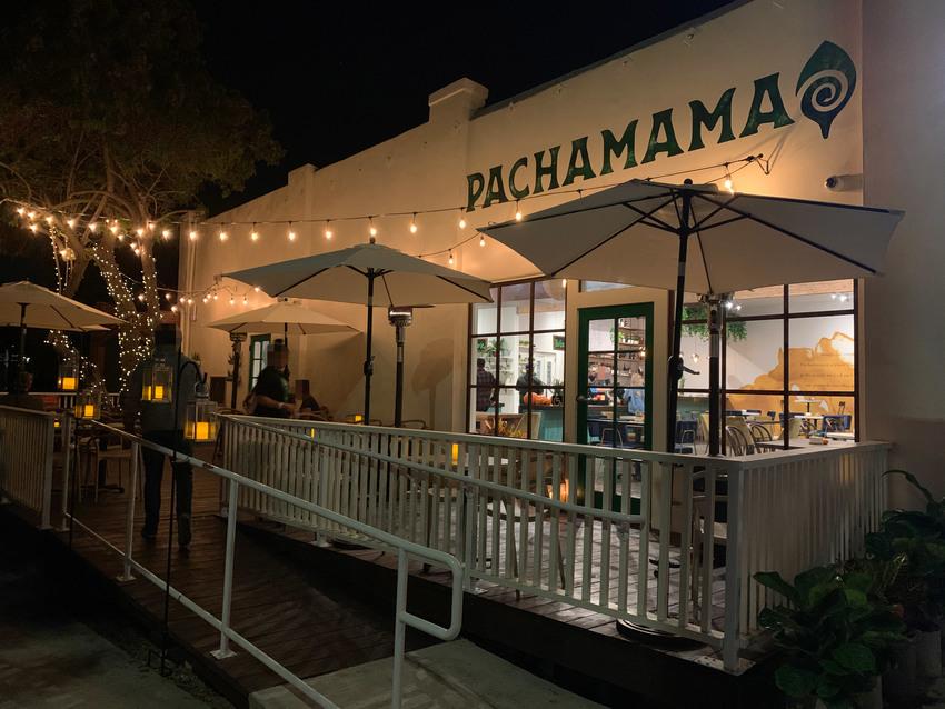 サンディエゴ:Pachamam...