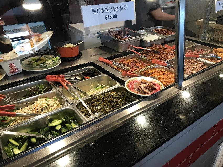 3品選べる冷菜