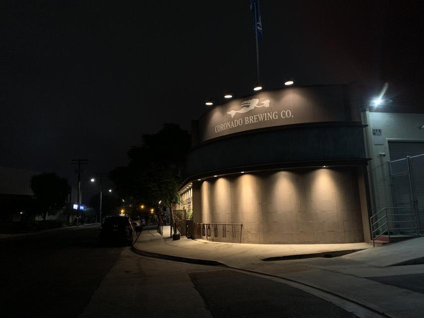 サンディエゴ:Coronado...