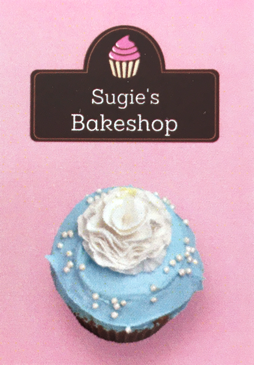 Sugie's Bakeshop bellpy@gmail....