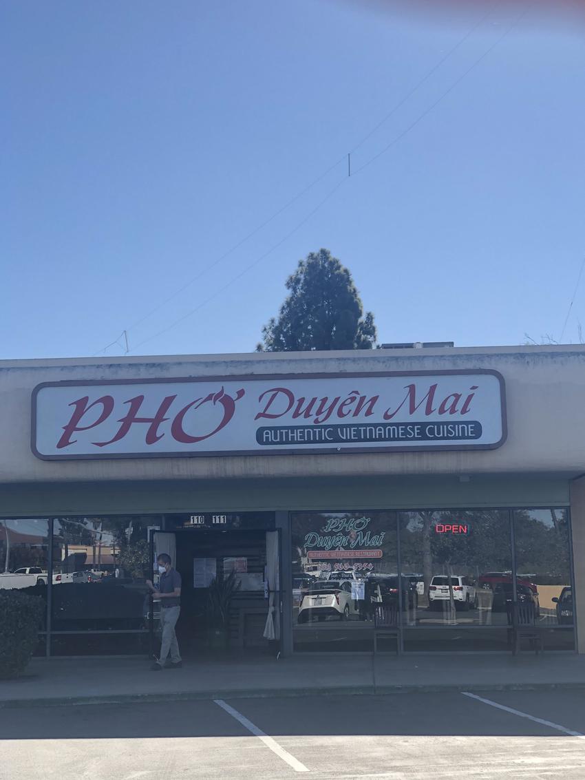 サンディエゴ:ベトナム料理を頂...