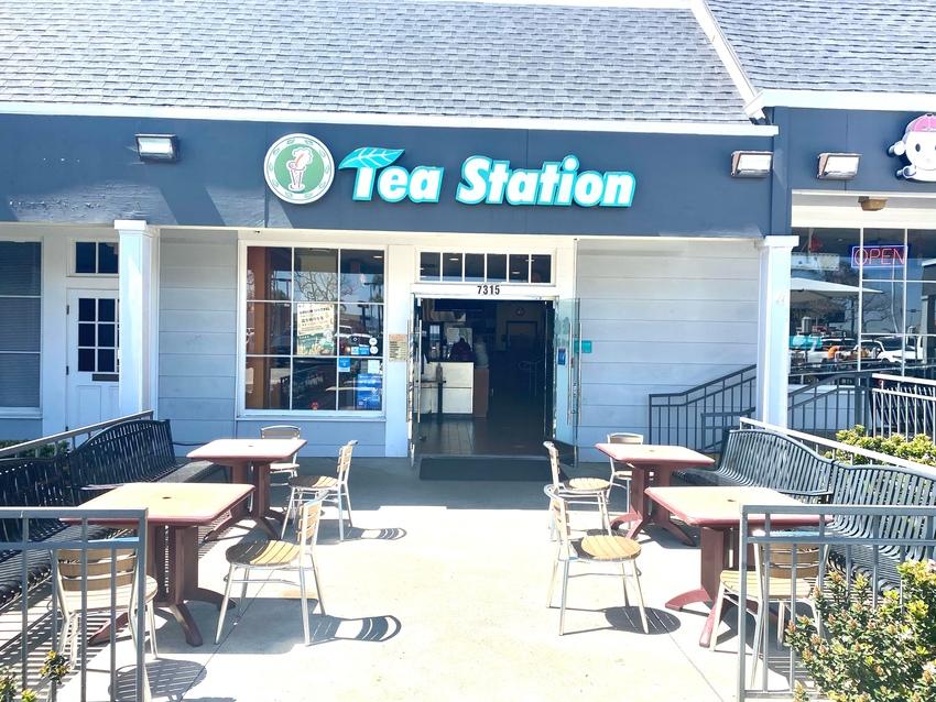 サンディエゴ:Tea Stat...