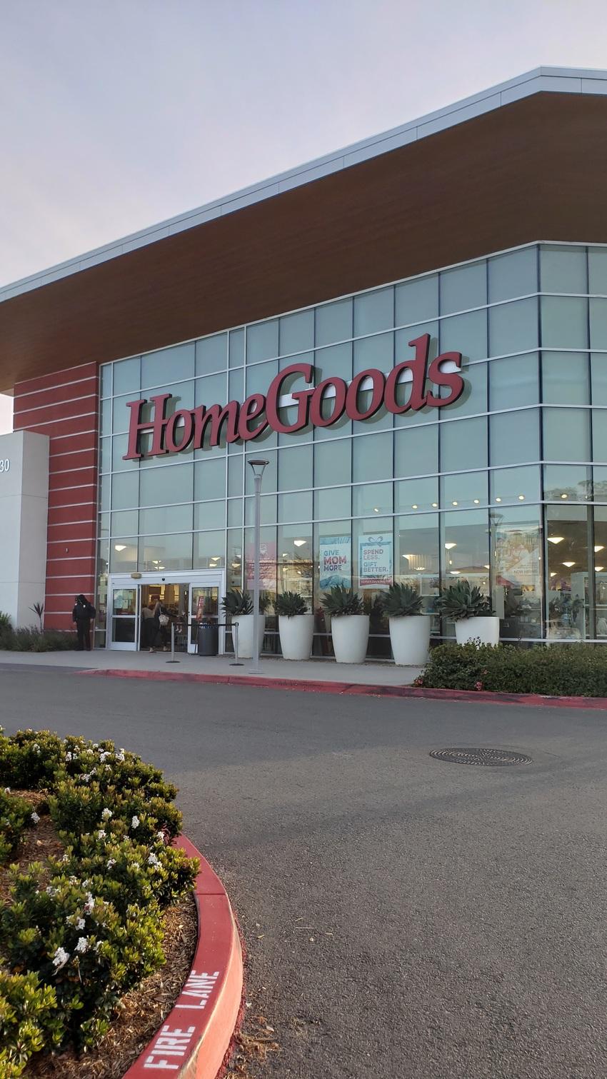サンディエゴ:HomeGood...