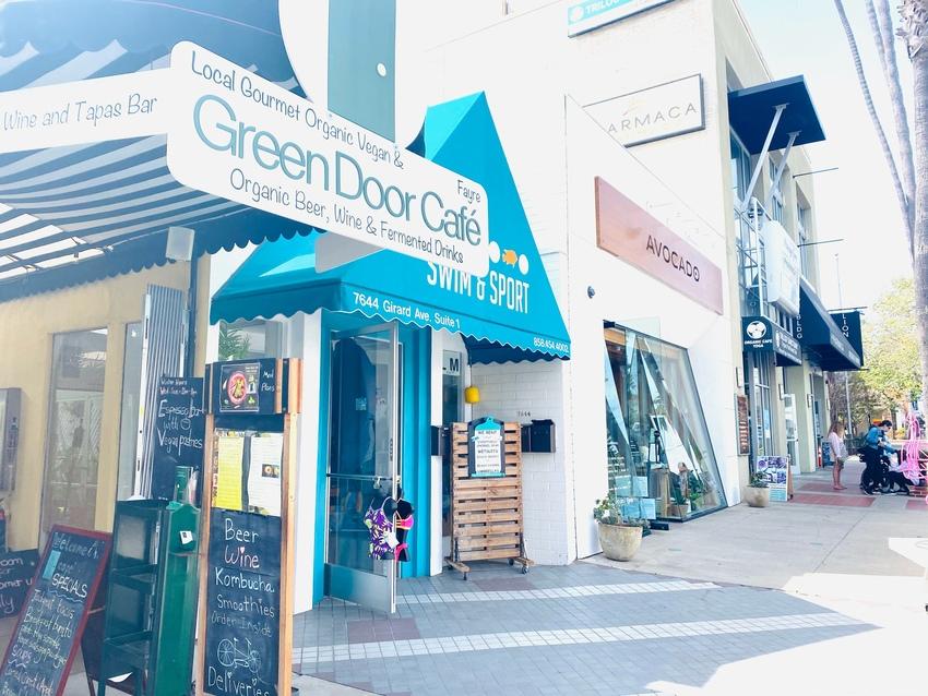 サンディエゴ:Green Do...