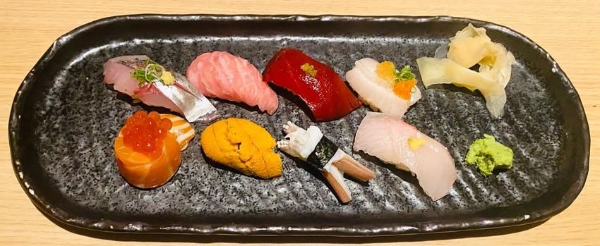 お寿司は「しゃりこま」にしても...