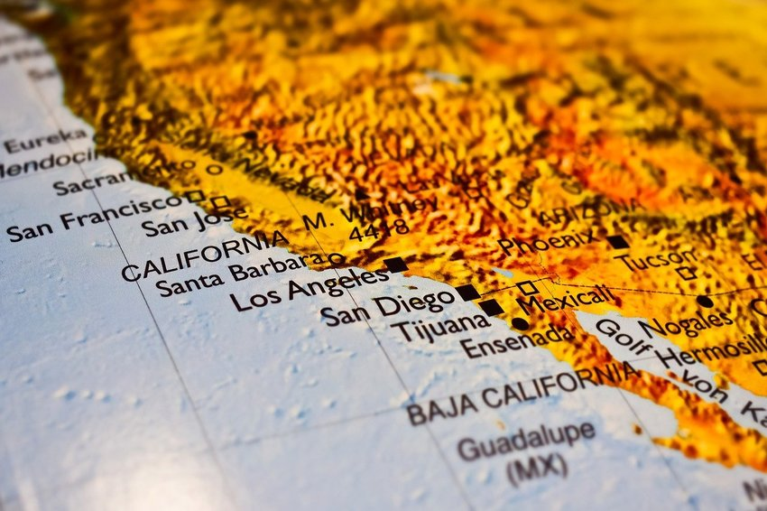 米カリフォルニア州、6月15日...