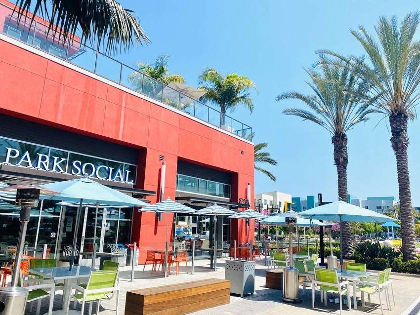 サンディエゴ:Park Soc...