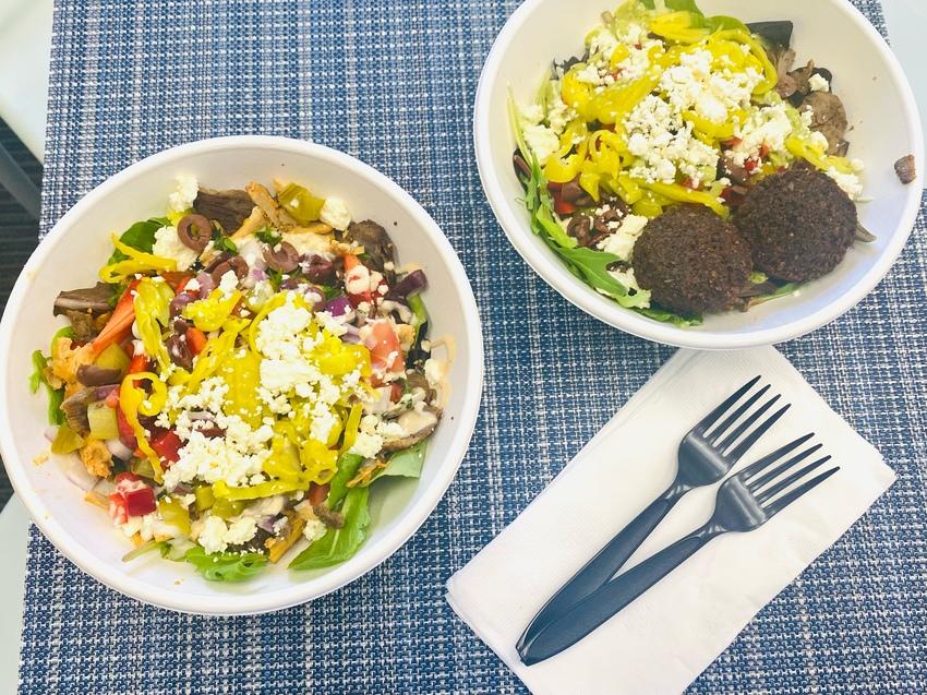 *Salad Bowl + 1...