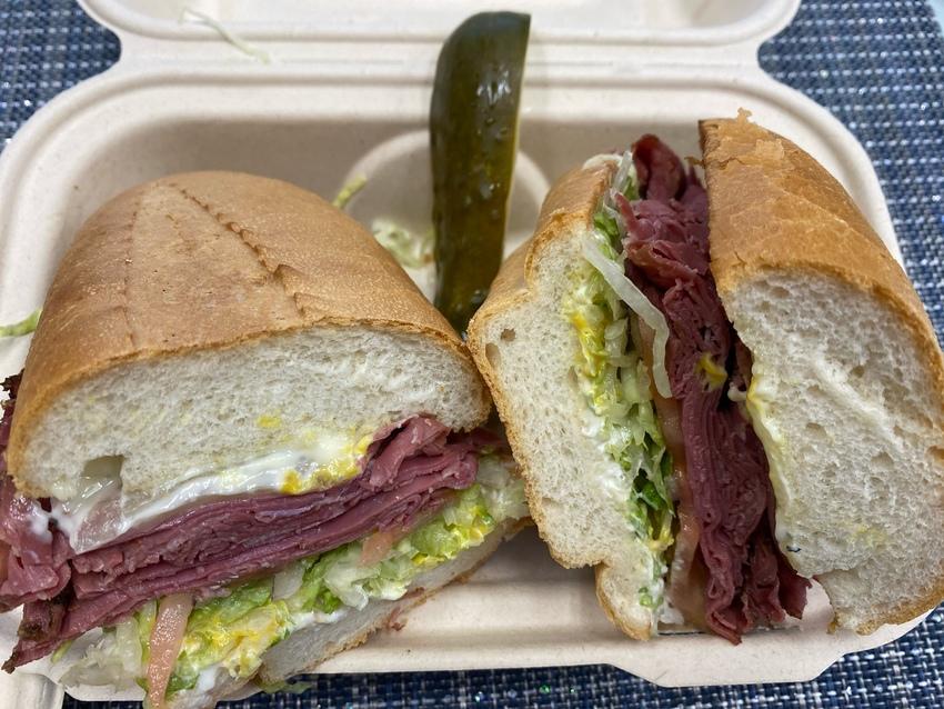 サンディエゴ:Sandwich...