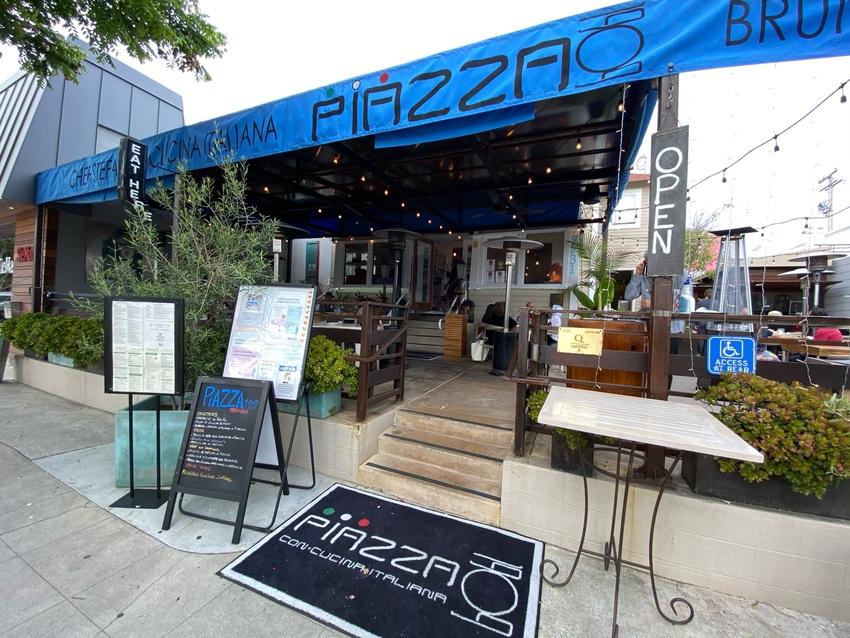 サンディエゴ:Piazza 1...