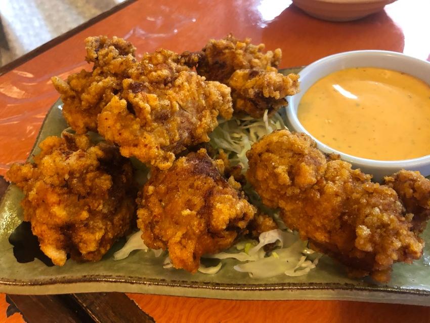 Chicken Kara-Age