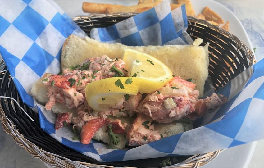 Marine Lobster Roll