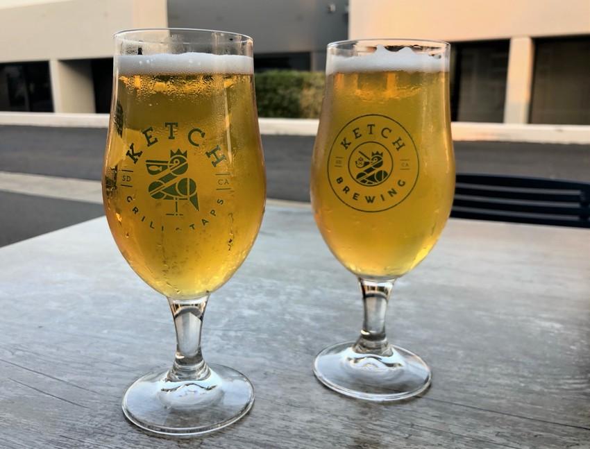 San Diego: Ketch Brewing Tast...
