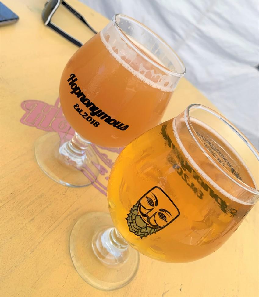 San Diego: Hopnonymous Brew...