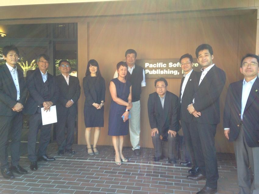 神戸市記念訪問団