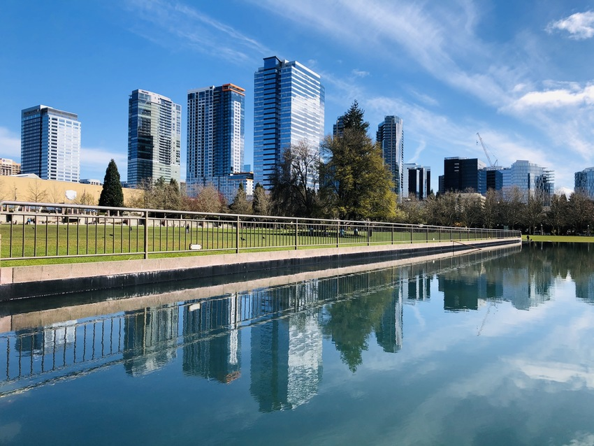 Bellevue Downtown Park Bellev...
