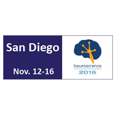 Neuroscience 2016: Booth No. ...