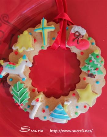クリスマスアイシングクッキー ...