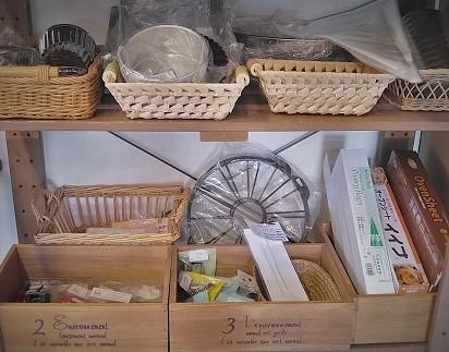 お菓子作りで便利な道具、お菓子...
