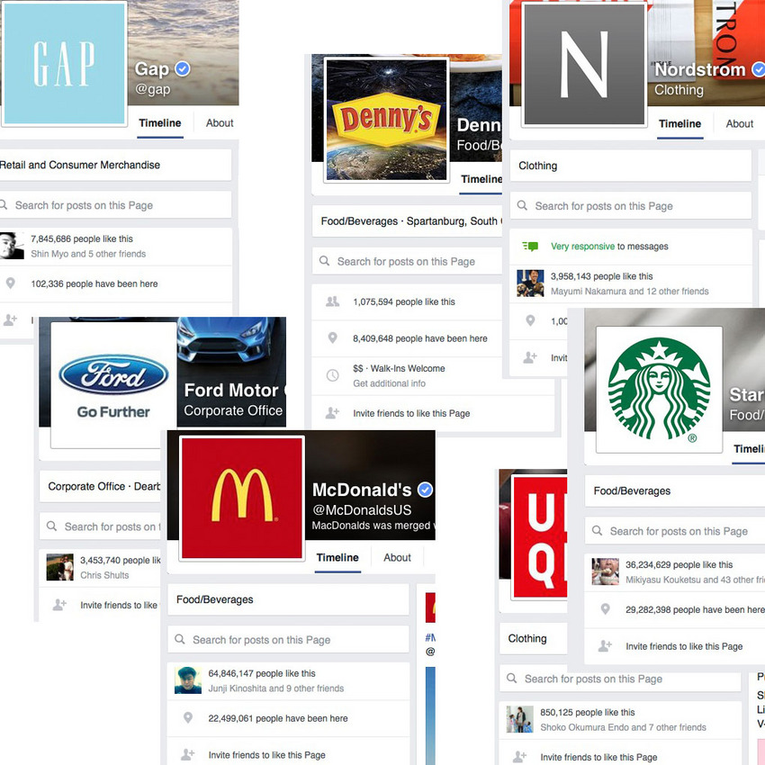ソーシャルメディアは無料の広告
