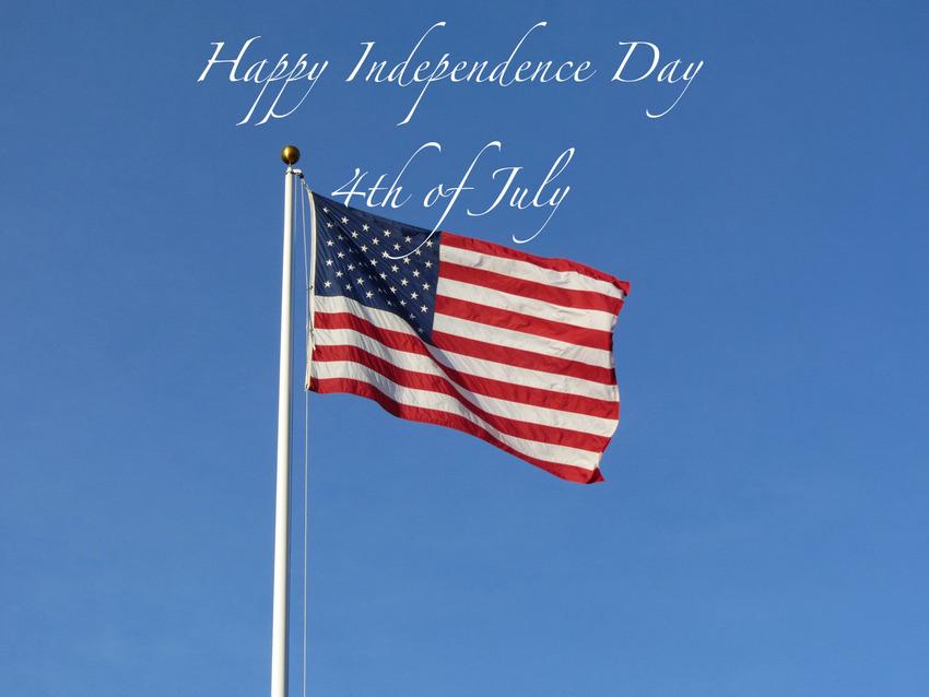 7月4日は米国独立記念日
