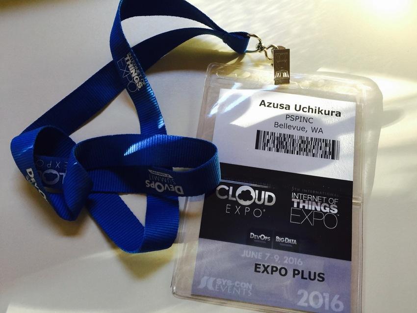 IoT Expo リポートの掲...