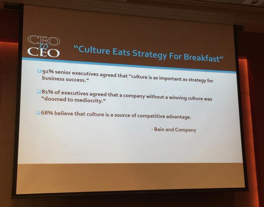 会社のカルチャー(文化)